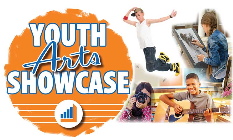 Youth Arts Showcase Image