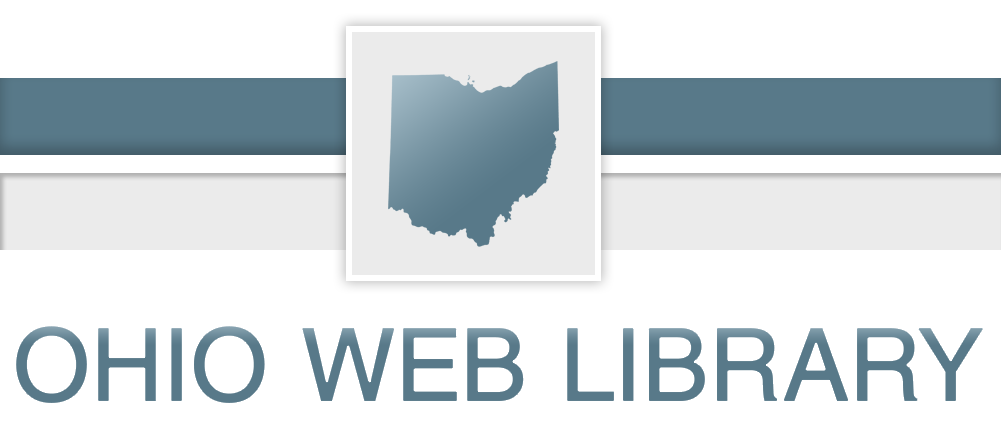 OHIO WEB LIBRARY graphic