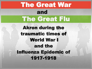 WWI and Flu for SC Display on website