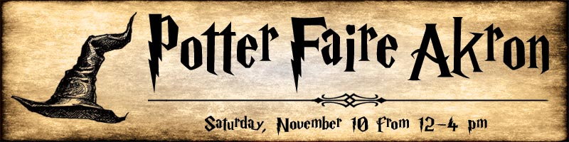 Potter Faire Akron 2018