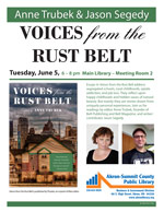 FLYER Rust Belt