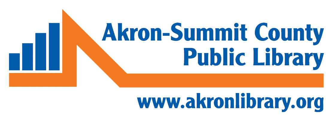 Akron-Summit County Public Library full color logo